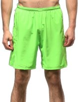 Willarde Men's 2 in 1 Training Woven Shorts with Compression Lining