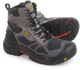 """Keen Concord 6"""" Work Boots - Waterproof, Steel Toe (For Men)"""