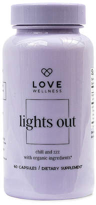 Love Wellness Lights Out