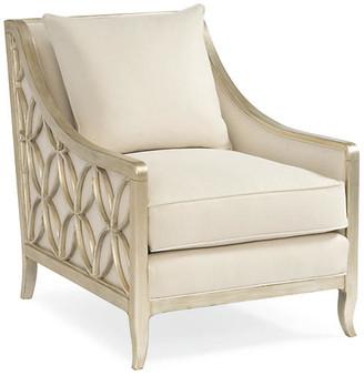 Caracole Sutton Club Chair - Neutral