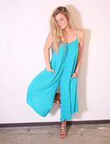 Tysa Sonoma Playsuit In Aqua Dreams