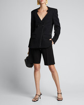Peter Do Cutout Boxy Blazer
