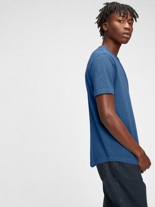 Gap Vintage Soft Curved Hem T-Shirt