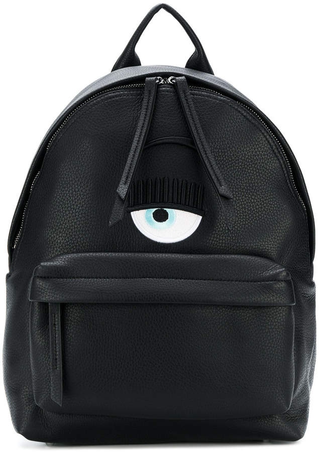 Chiara Ferragni Logo backpack