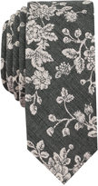 Original Penguin Men's Jerez Floral Slim Tie