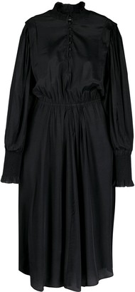Etoile Isabel Marant Cescott plain shirt dress