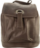 Piel Leather Large Oval Loop Backpack 3020