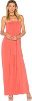 Rachel Pally Ravi Dress in Rust. - size L (also in M,S,XS)