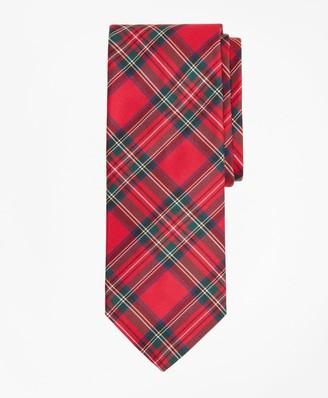 Brooks Brothers Prince of Wales Tartan Tie