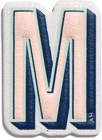 "Anya Hindmarch M"" Leather Sticker for Handbag"