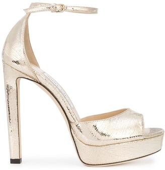 Jimmy Choo Pattie 130mm sandals