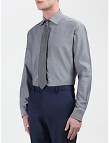 Daniel Hechter Jacquard Cotton Tailored Shirt