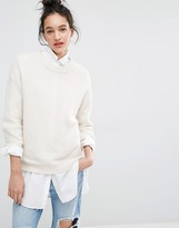 Selected Misa Textured Sweater