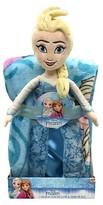 Disney Elsa Sister Heart Throw & Pillow Set Multicolored 2pc - Frozen®