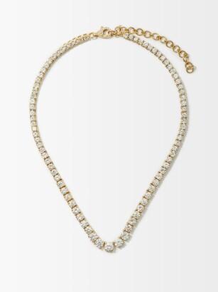 Shay Diamond & 18kt Gold Choker - Yellow Gold