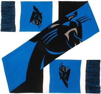 Carolina Panthers Reversible Colorblock Scarf