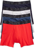 Jockey Men's 4 Pack Low-Rise Boxer Briefs