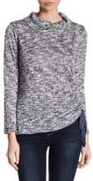Vince Camuto Cowl Neck Side Tie Sweater