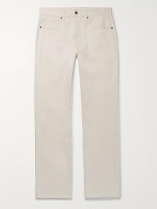 Saman Amel - Stretch-Denim Jeans - Men - Neutrals