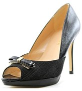Marc Fisher Marsha 2 Peep-toe Synthetic Heels.
