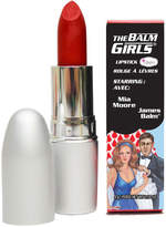 TheBalm Girls Lipstick (Various Shades) - Mia Moore