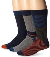 Ben Sherman Men's Harry Crew Socks (Pack of 3)