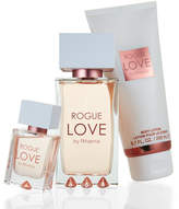 Rihanna Rogue Love 3-Piece Fragrance Gift Set