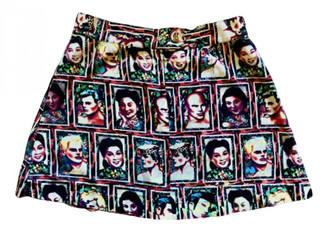 Jean Paul Gaultier Multicolour Cotton Skirts