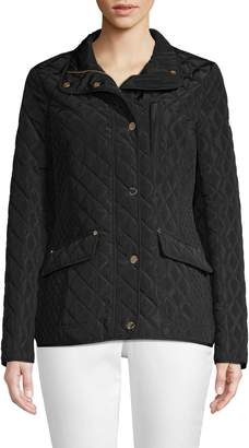 MICHAEL Michael Kors Diamond-Quilted Coat