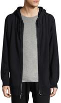 BLK DNM 80 Solid Hood Sweatshirt