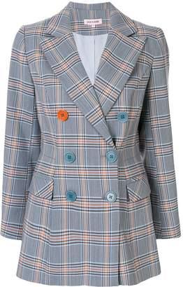 Dice Kayek assorted button feature blazer