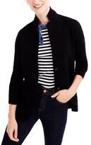J.Crew Women's Merino Wool Sweater Blazer