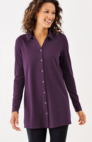 J. Jill Easy Button-Front Tunic