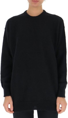 Max Mara Relaxed Fit Crewneck Sweater