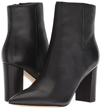 Marc Fisher Ulani (Black Leather) Women's Shoes
