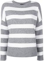 Theory cashmere Karenia jumper - women - Cashmere - 4