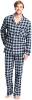 Hanes Men`s Flannel Pajamas, 0140/0140X, 2XL