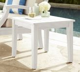Pottery Barn Hampstead Painted Side Table - White