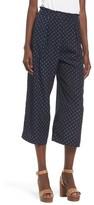 June & Hudson Women's Wide Leg Culottes
