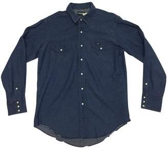 Wrangler Blue Denim - Jeans Shirts