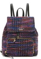 Kate Spade Jessa Tweed Backpack