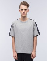 Marni Multi Fabric Two Tone S/S T-Shirt