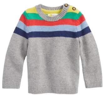 Mini Boden Stripe Sweater