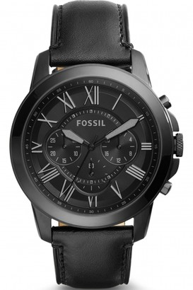 Fossil Mens Grant Chronograph Watch FS5132