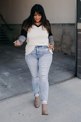 Esther Raglan Sleeve Top