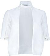 Saint Laurent open front jacket