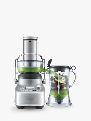 Sage SJB815BSS the 3X Bluicer Juicer, Stainless Steel