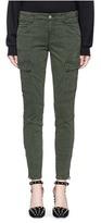 J Brand 'Houlihan' slim fit zip cuff cargo pants