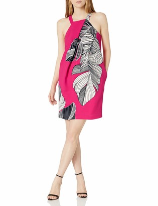 Trina Turk Women's Front Pleat Sleeveless Felisha Dress