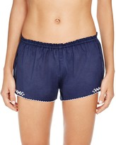 Naked Cotton Voile Shorts